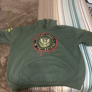 Queens Finest in the building Hoodie size 4x